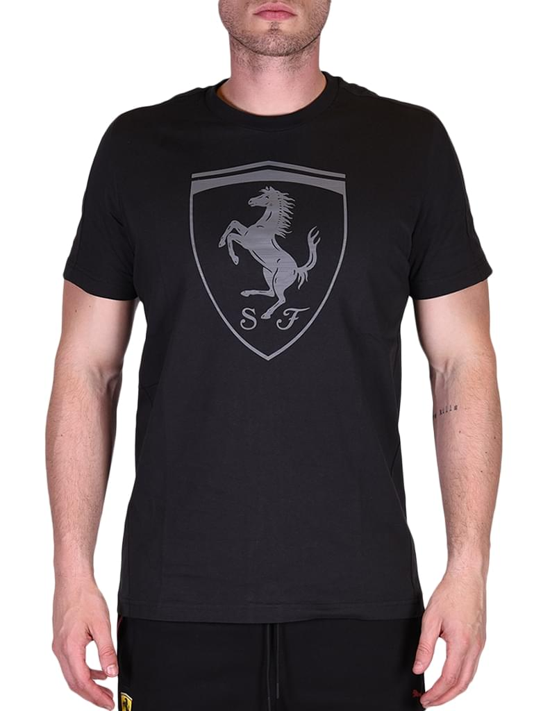 6a89c07223f4c Playersroom | FERRARI BIG SHIELD TEE | Oblečenie | Tričko | Tričko s ...