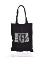 SEQUINNED TOTE BAG