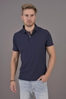 STRUCTURE SLIM POLO