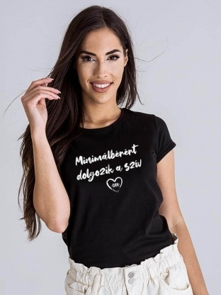 MINIMALBER T-SHIRT WOMEN