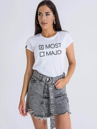 MAJDMOST T-shirt women