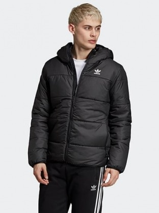 HOODED JACKET PADDED